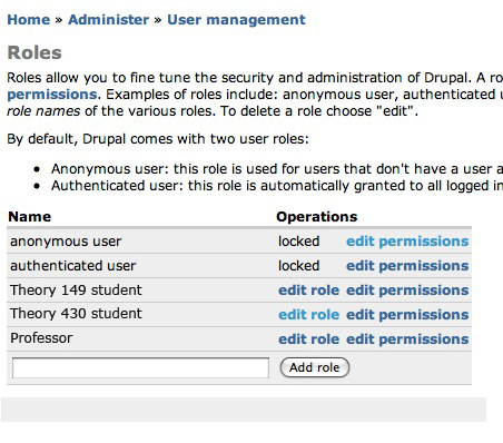 Drupal: Use Taxonomy Access Control Lite to protect content areas